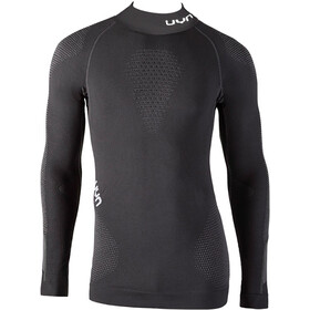 UYN Ambityon UW LS Turtle Neck Top Men blackboard/black/white
